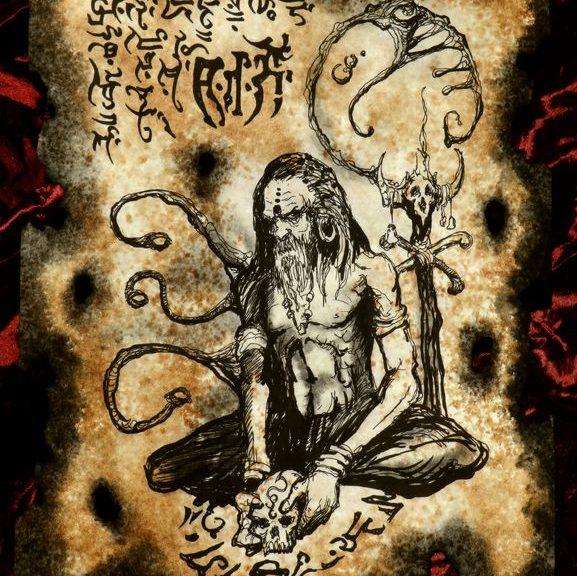 temný šaman